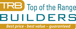 Top of the Range Builders Logo
